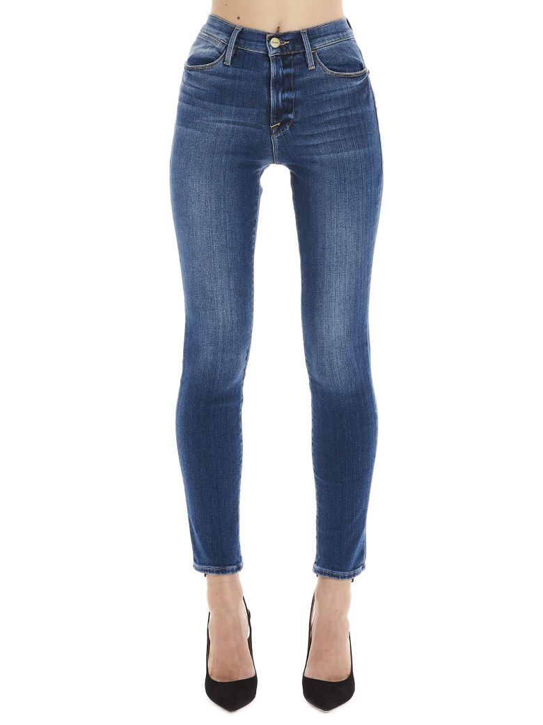 Frame 'le High' Jeans - Packard