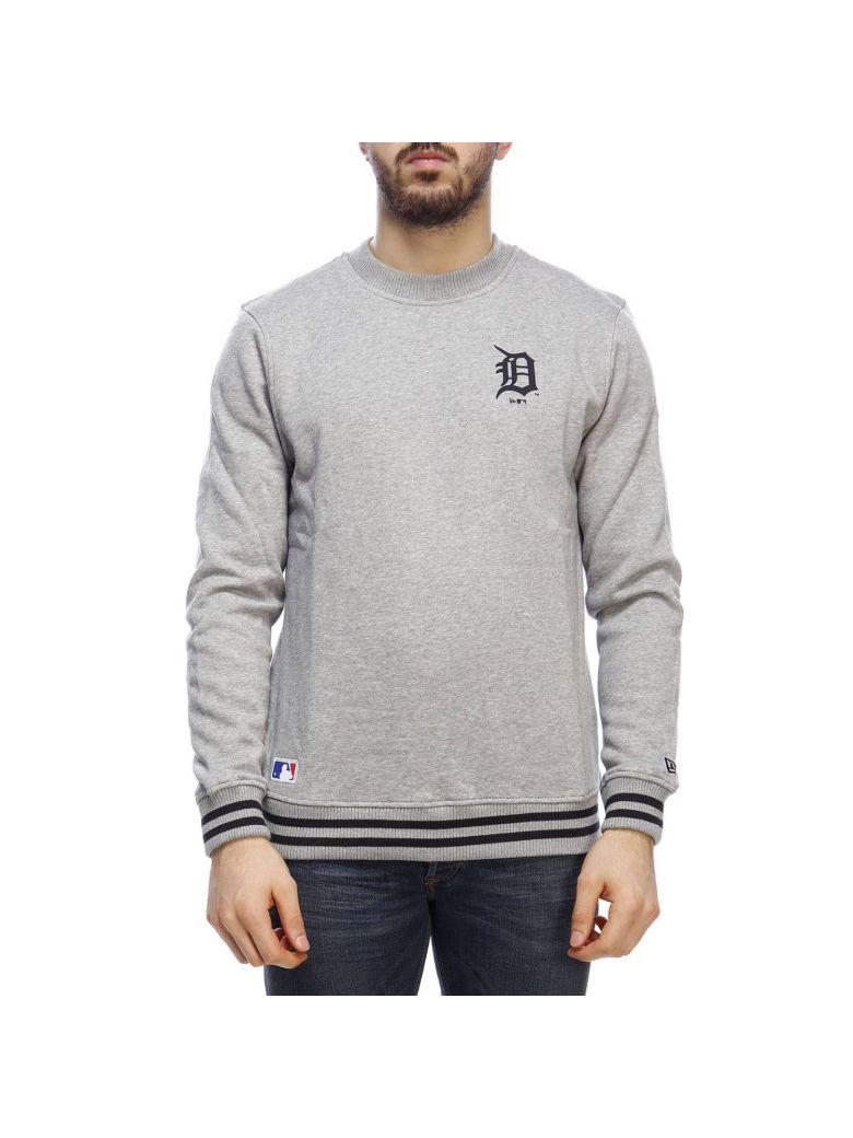 New Era Sweater Sweater Men New Era - grey