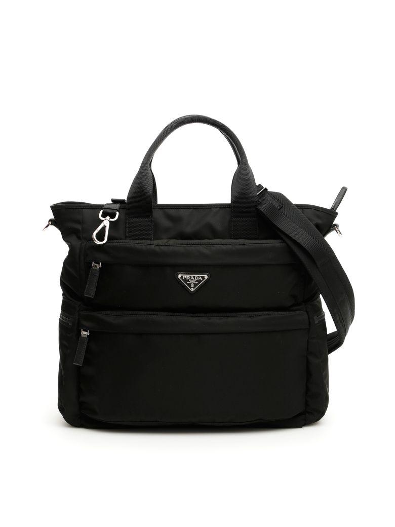 Prada Nylon Shopper - NERO (Black)