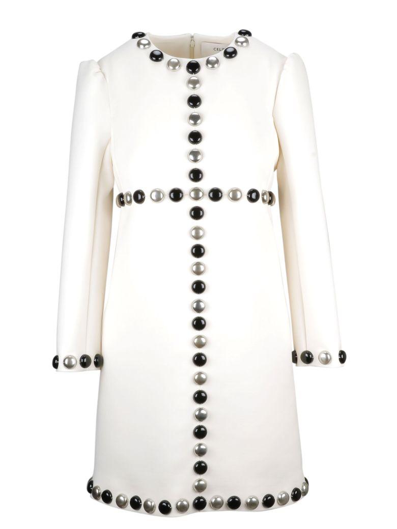 Celine A-line Dress - Ow