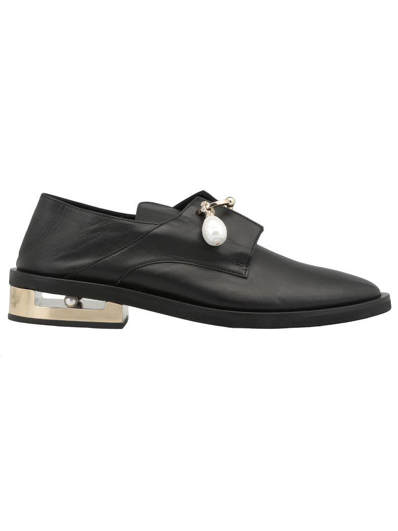 Coliac Nathan Lace Up Shoes - Black