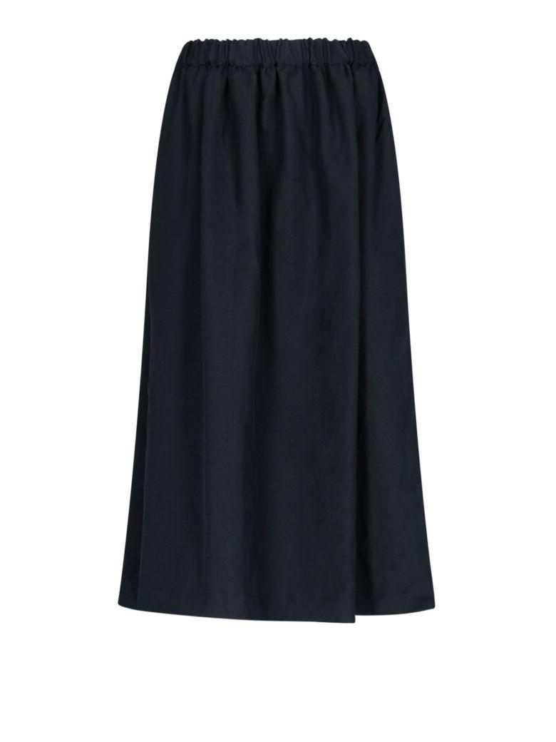 Comme des Garçons Comme des Garçons Flared Skirt - Black