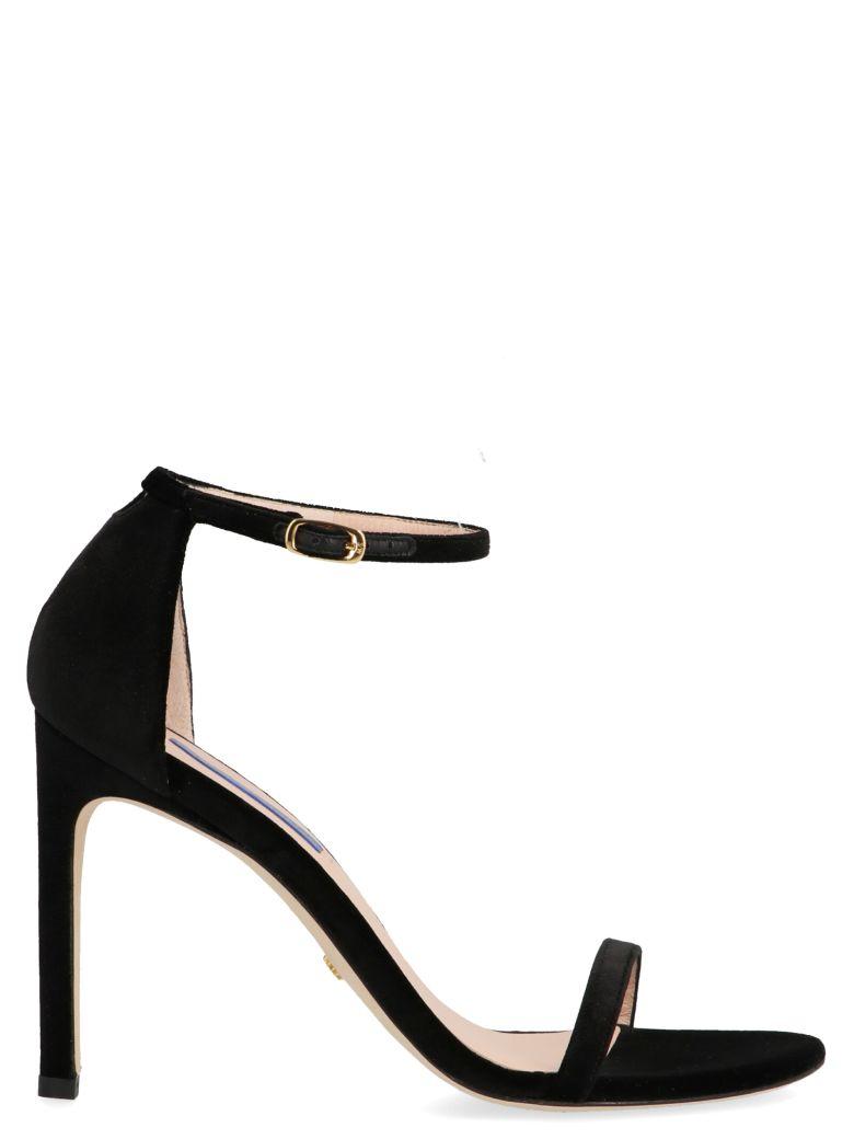 Stuart Weitzman 'nudist Song' Shoes - Black