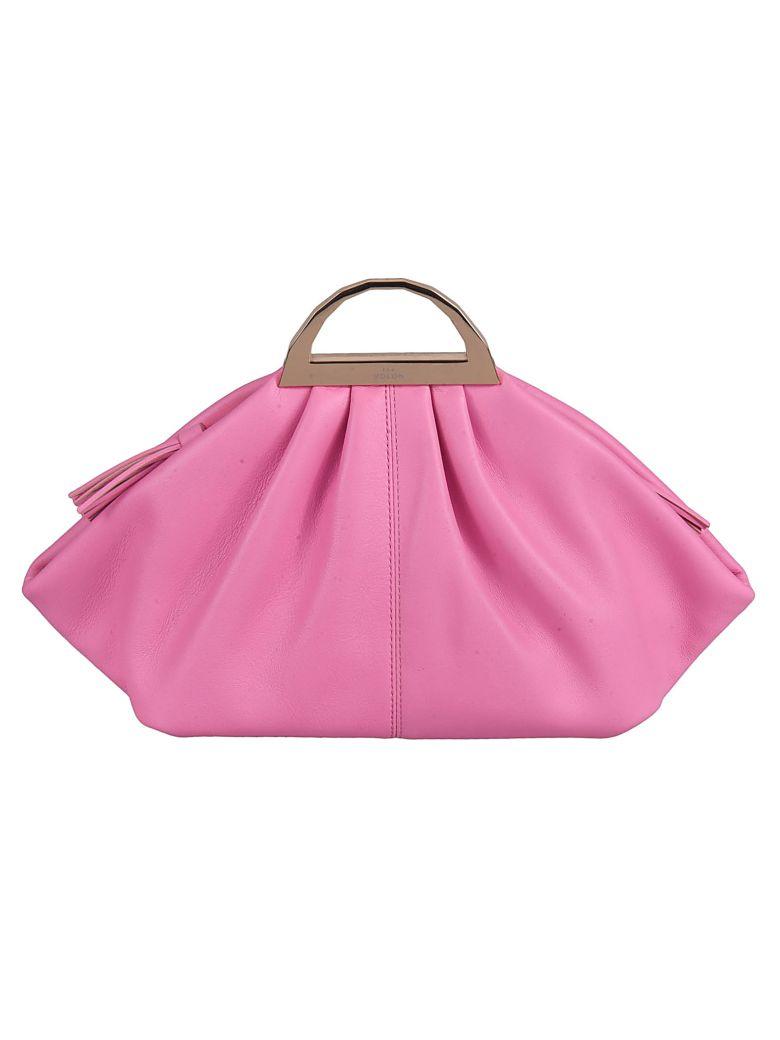 the VOLON Mini Gabi Clutch - Pink