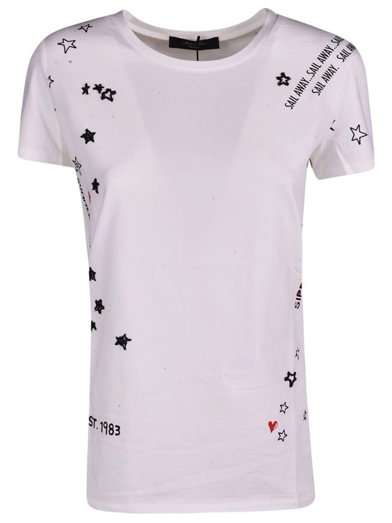 Weekend Max Mara Slim Fit T-shirt - Basic