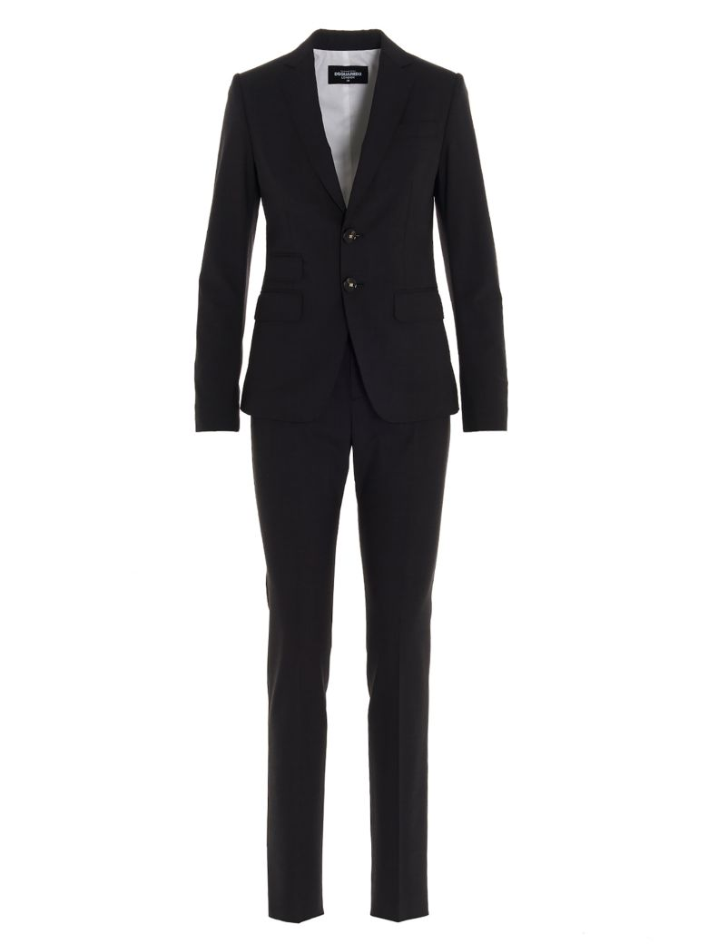 Dsquared2 'london' Suits - Grey