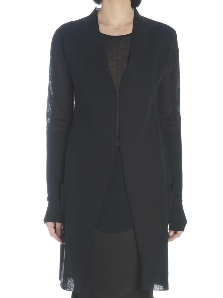 Rick Owens 'dirt' Cardigan - Black