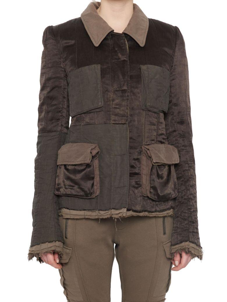 Haider Ackermann Jacket - Brown