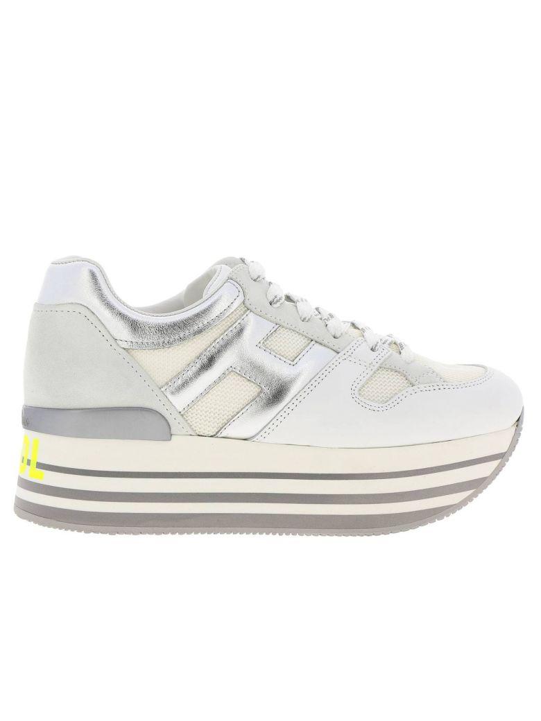 Hogan Sneakers Shoes Women Hogan - white
