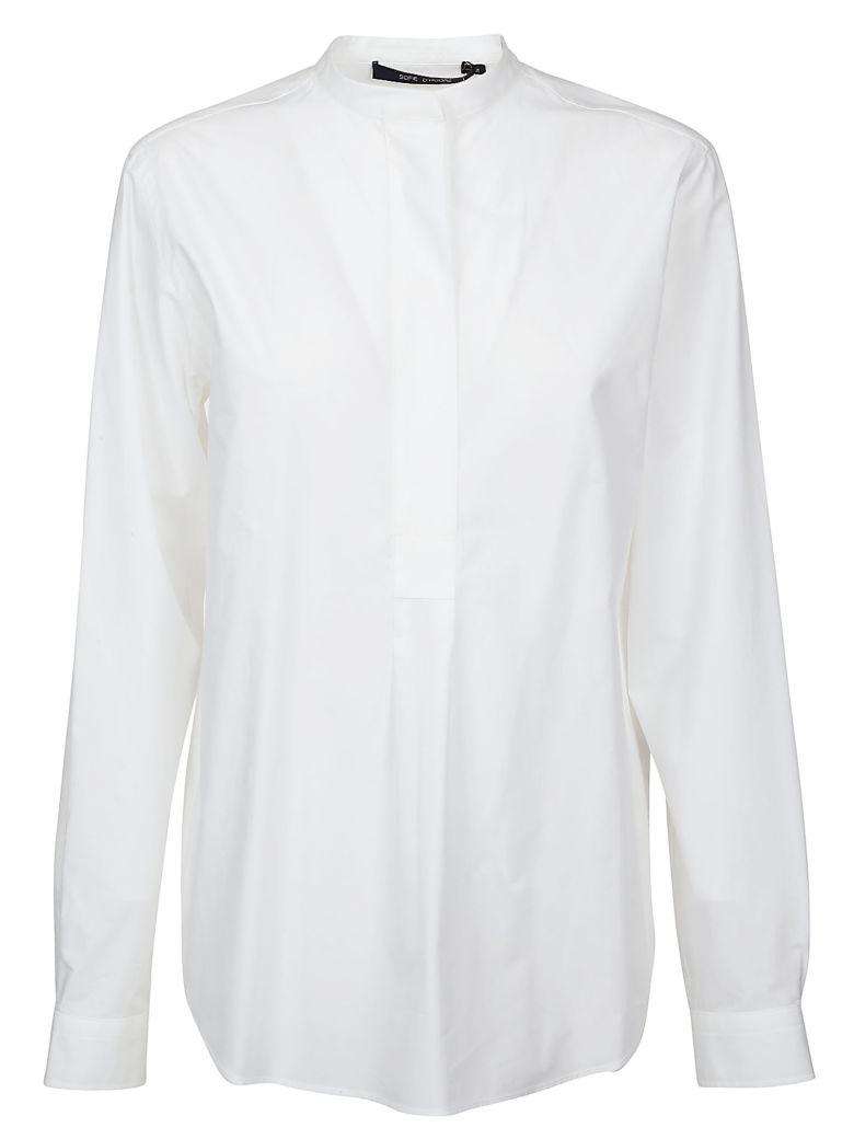 Sofie d'Hoore Round Collar Blouse - Basic