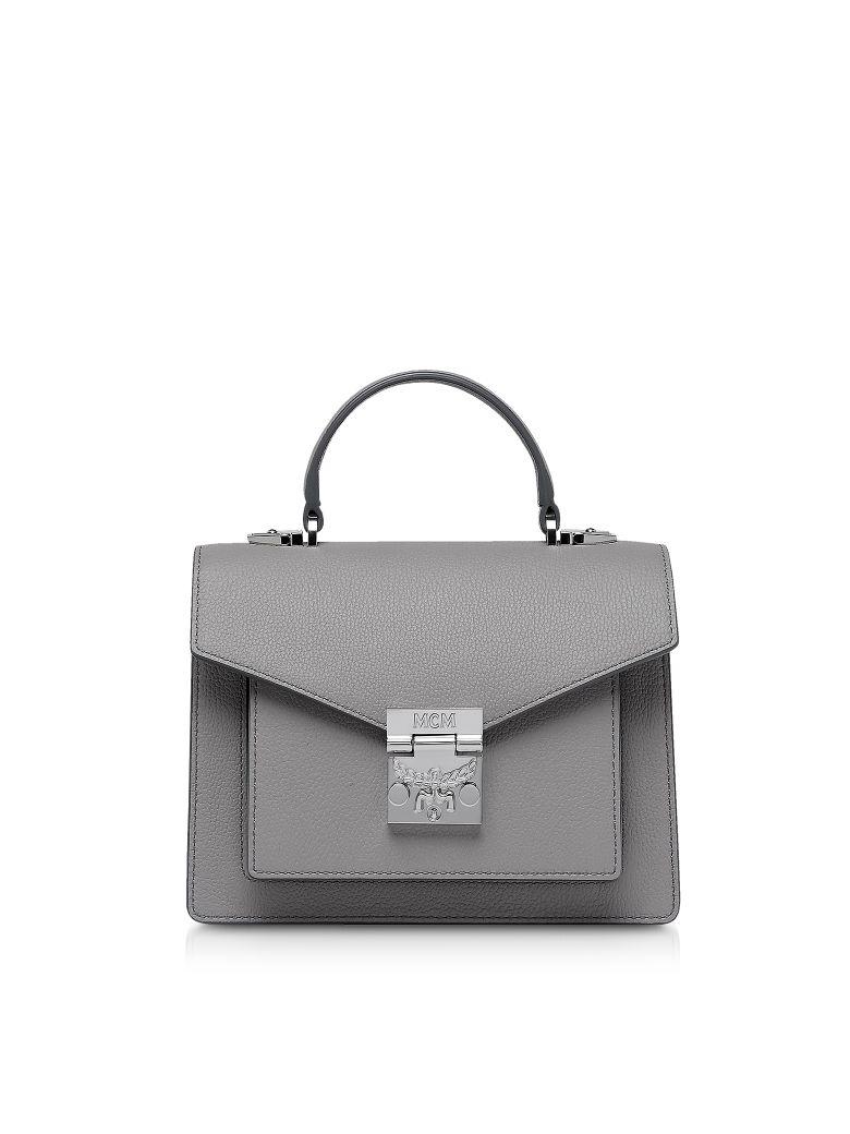 MCM Patricia Park Avenue Small Satchel Bag - Basic
