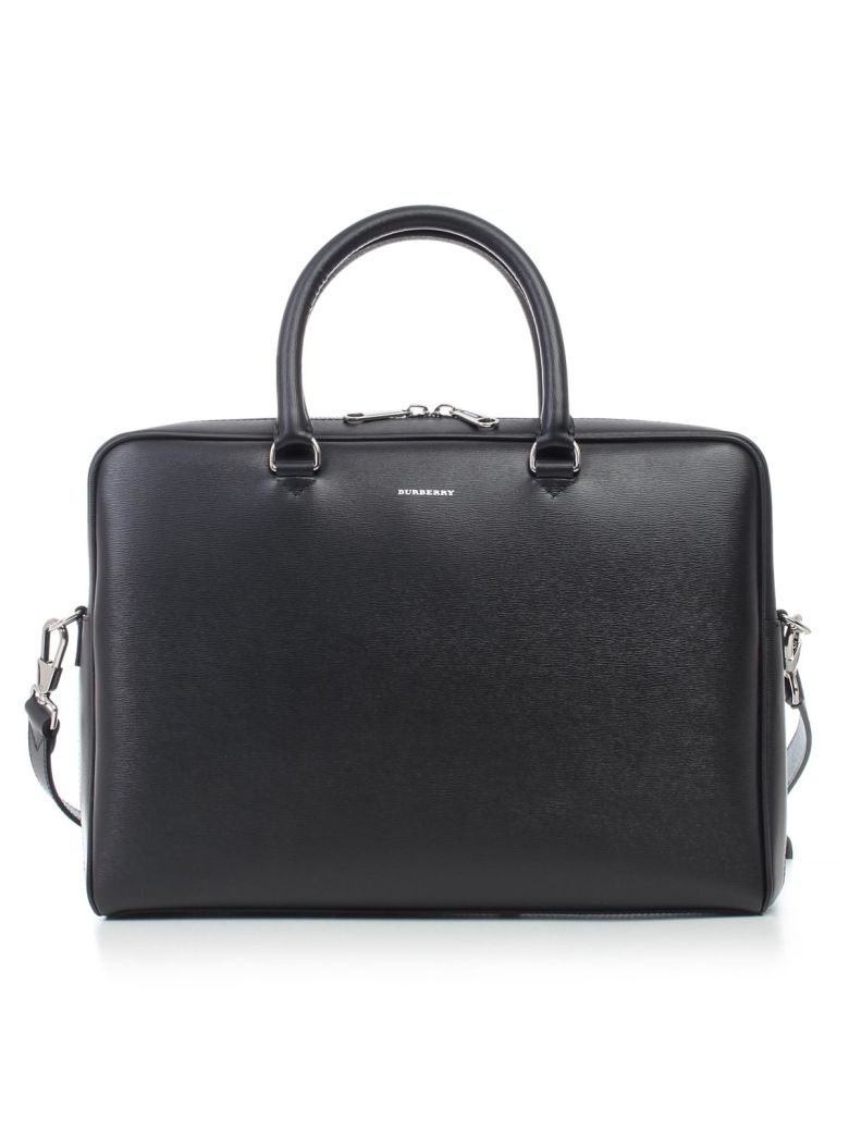 Burberry Ainsworth Briefcase - Black
