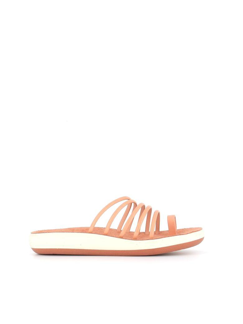 """Ancient Greek Sandals Mules """"hypatia"""" - Beige"""