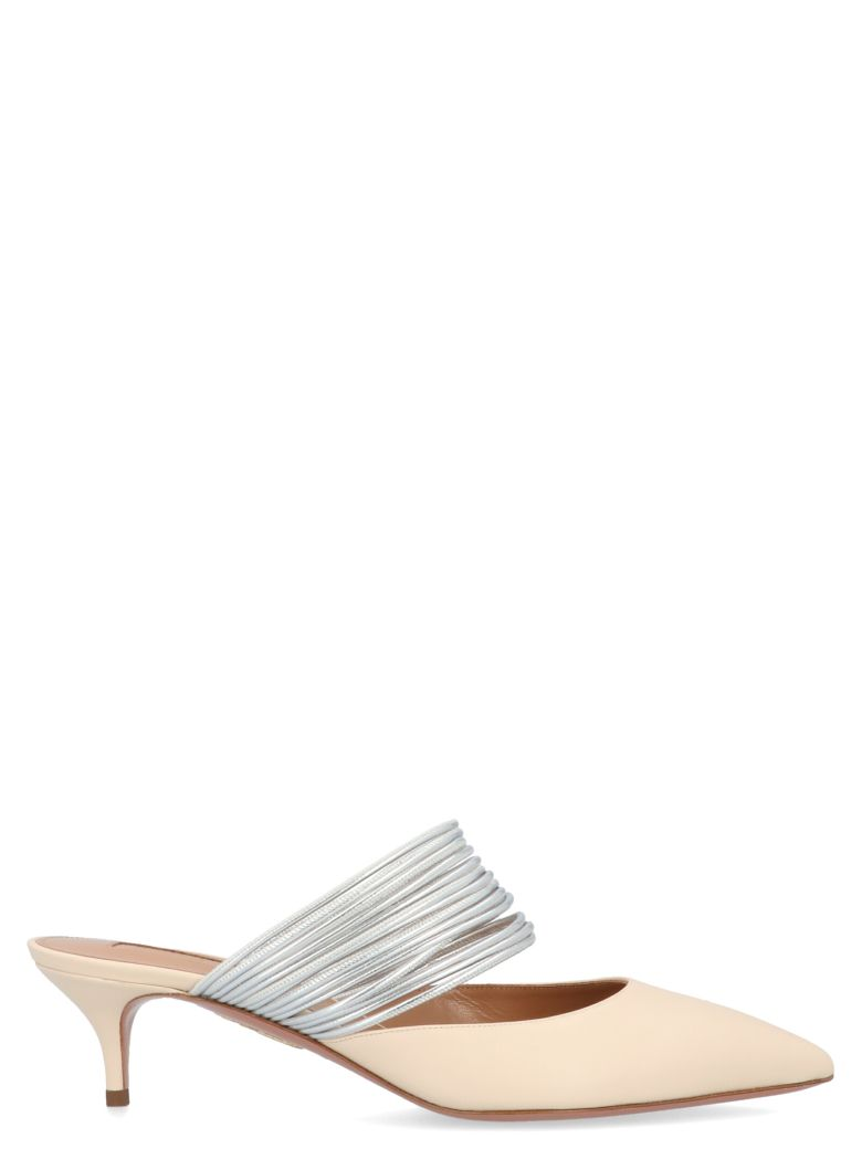 Aquazzura 'rendez Vous' Shoes - White