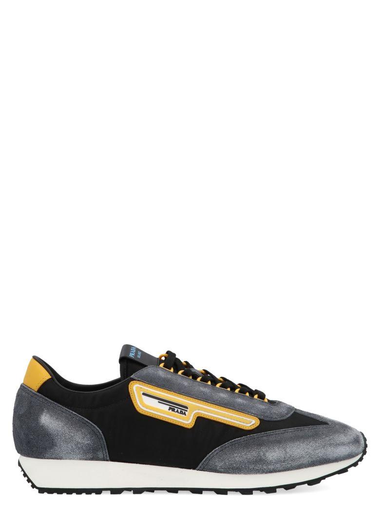 Prada 'mln70' Shoes - Black