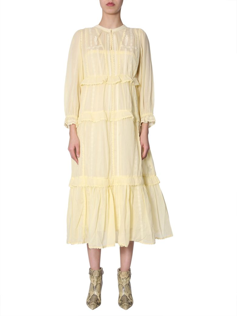 Isabel Marant Étoile Aboni Dress - GIALLO