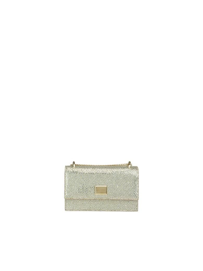 Jimmy Choo Leni Small Bag - Champagne