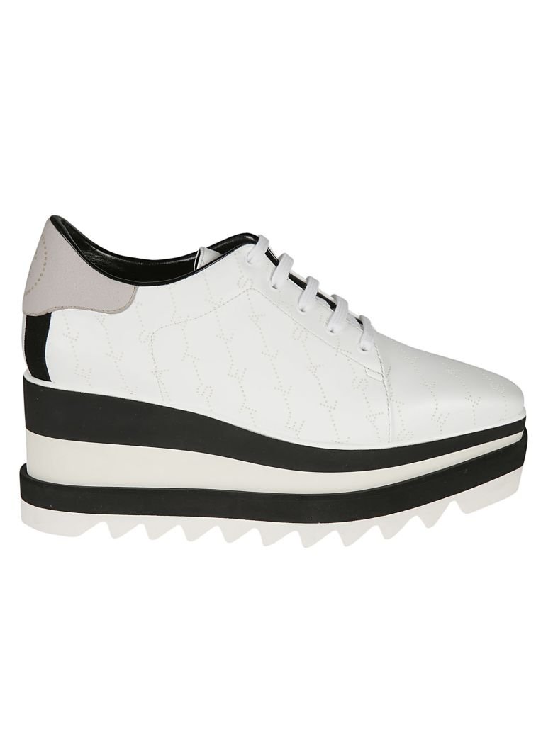 Stella McCartney Elyse 80 Sneakers - white