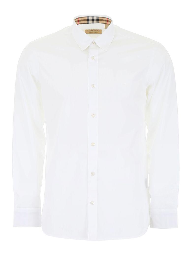 Burberry William Shirt - WHITE (White)