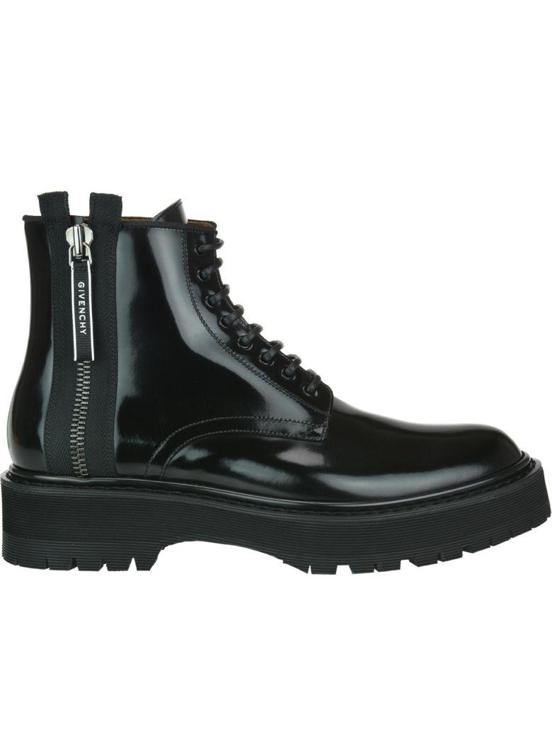 Givenchy Camden Utility Boot - Black