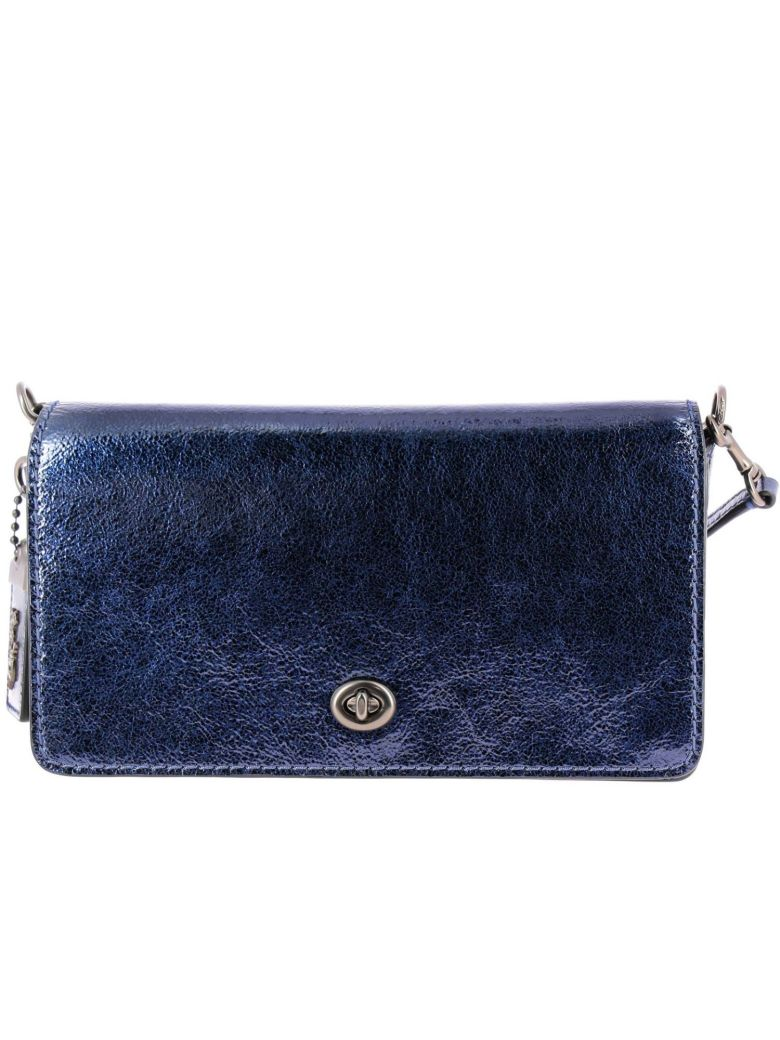 Coach Mini Bag Shoulder Bag Women Coach - blue