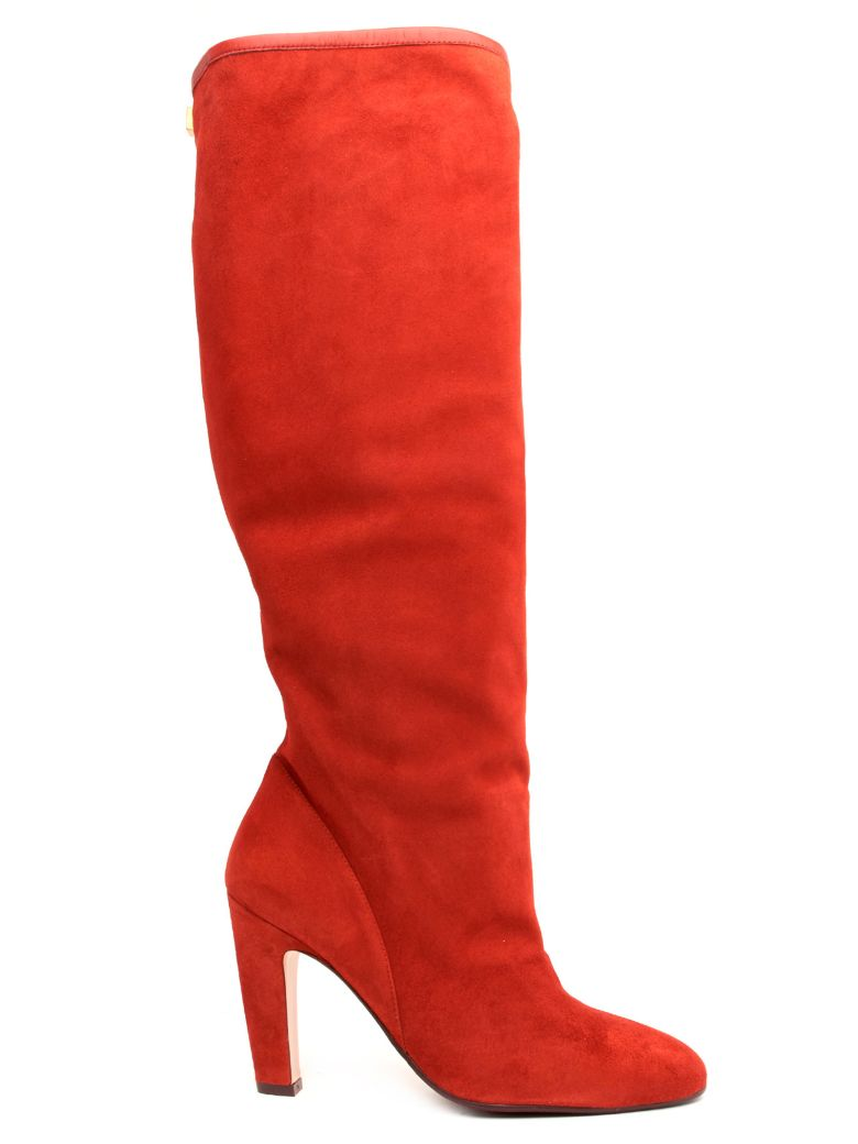 Stuart Weitzman 'charlie' Shoes - Red