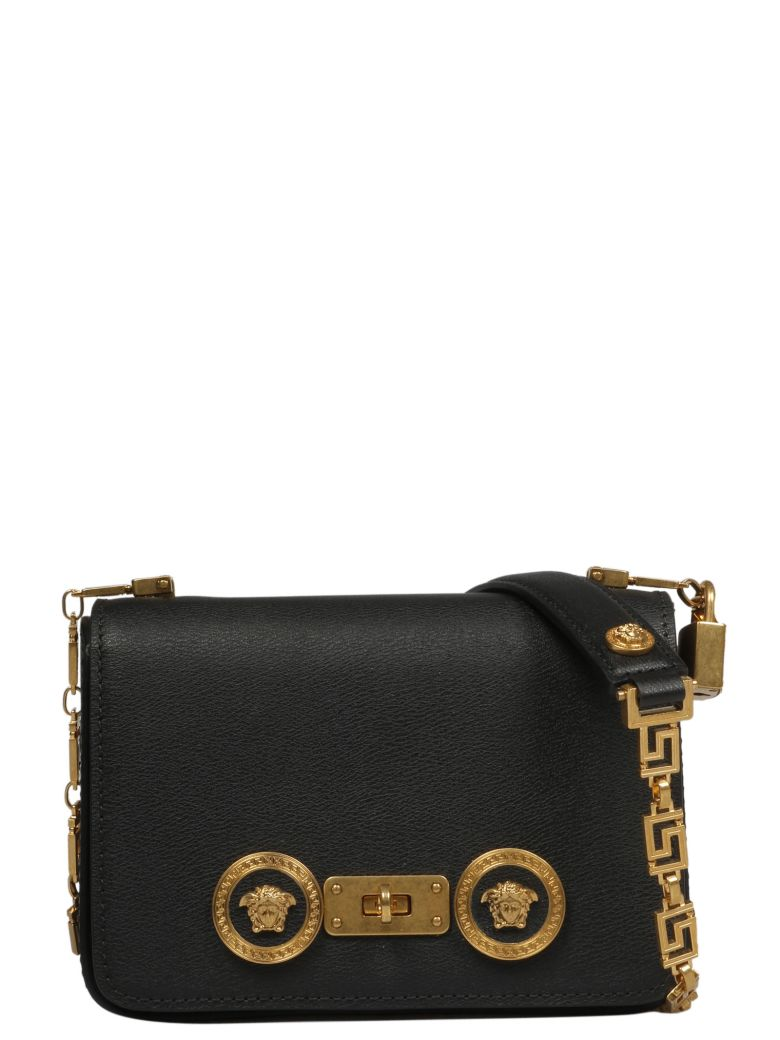 Versace Greek Medusa Shoulder Bag - Basic