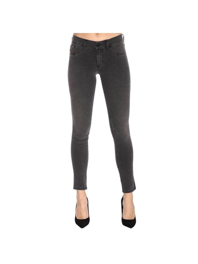 Diesel Jeans Jeans Women Diesel - grey