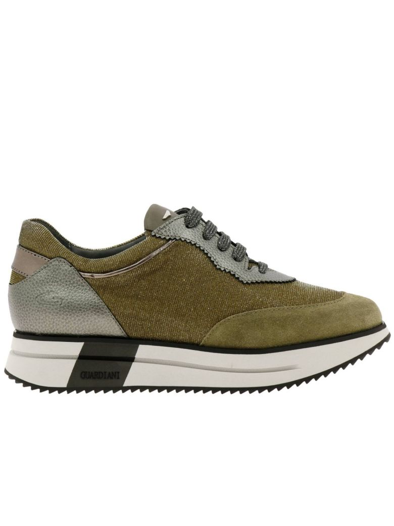 Alberto Guardiani Guardiani Sneakers Shoes Women Guardiani - gold