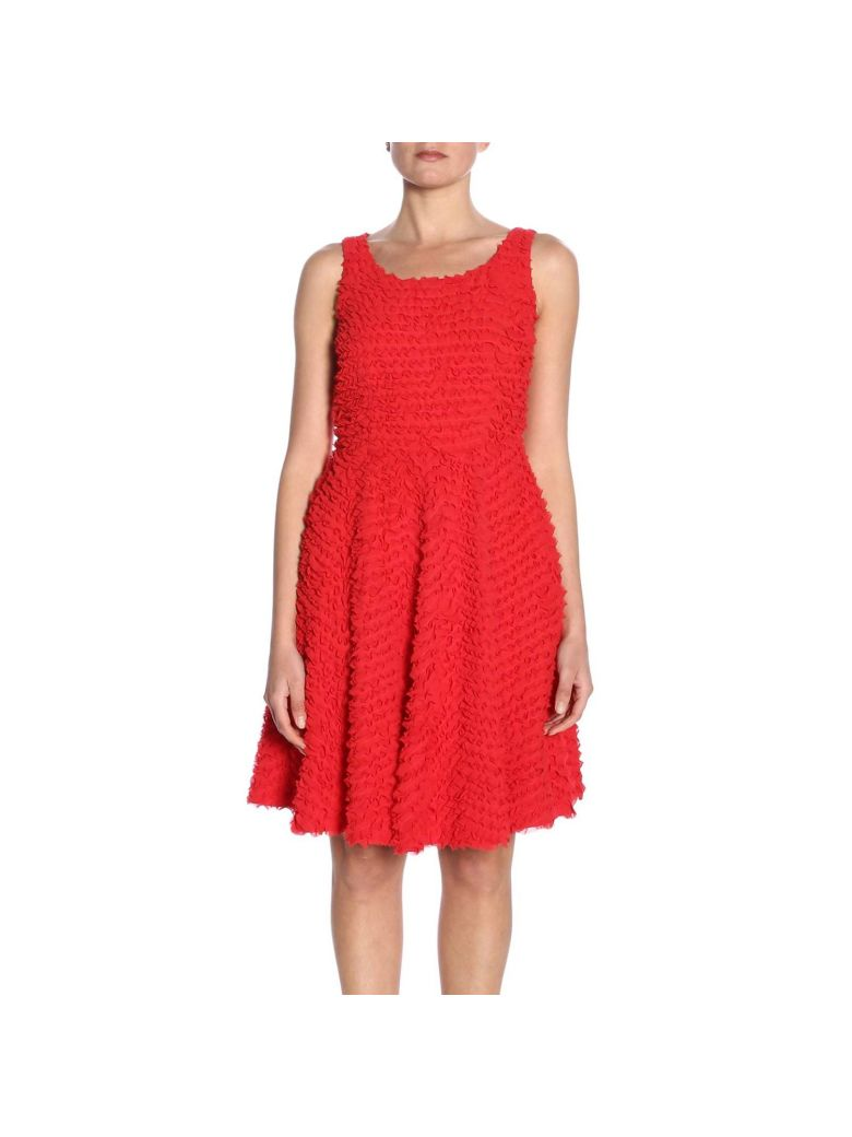 Emporio Armani Dress Dress Women Emporio Armani - Red