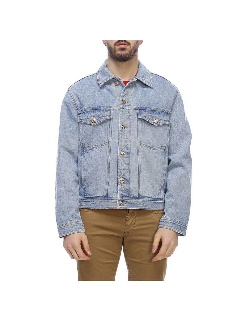Versace Jacket Jacket Men Versace - denim