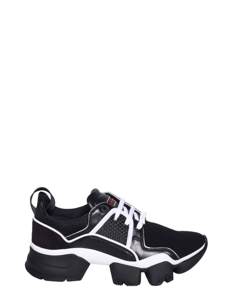 Givenchy Jaw Sneakers - White/black