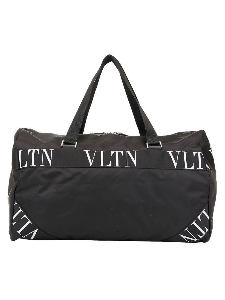 Valentino Garavani Boston Travel Bag - Nero