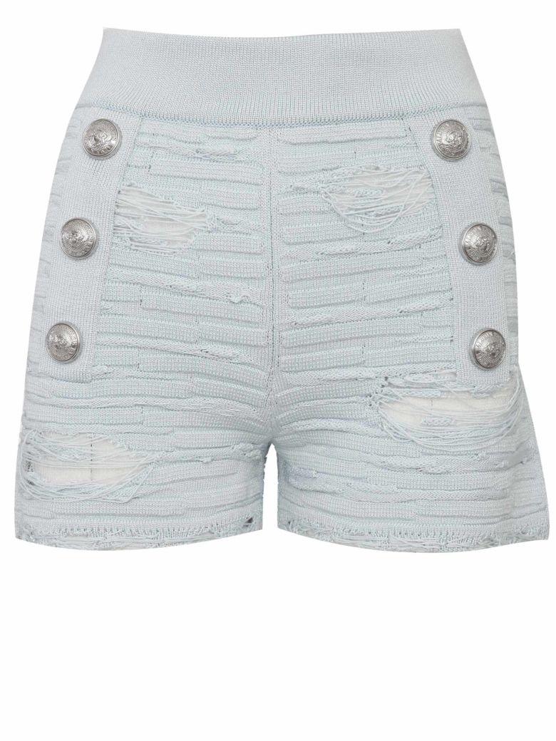Balmain Paris Shorts - Blue