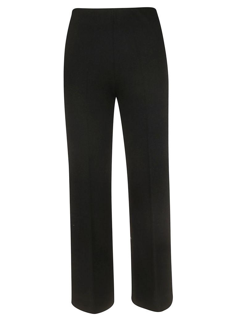 Circus Hotel Straight Leg Trousers - Black