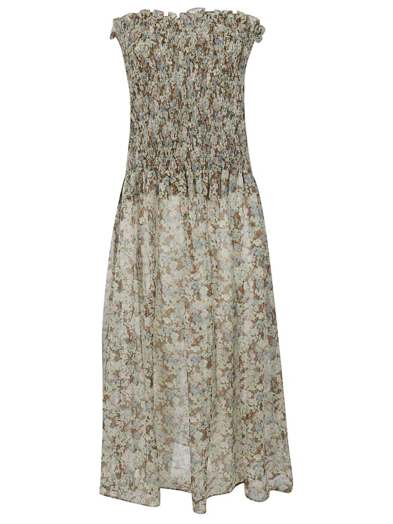 Stella McCartney Floral Dress - Multicolor