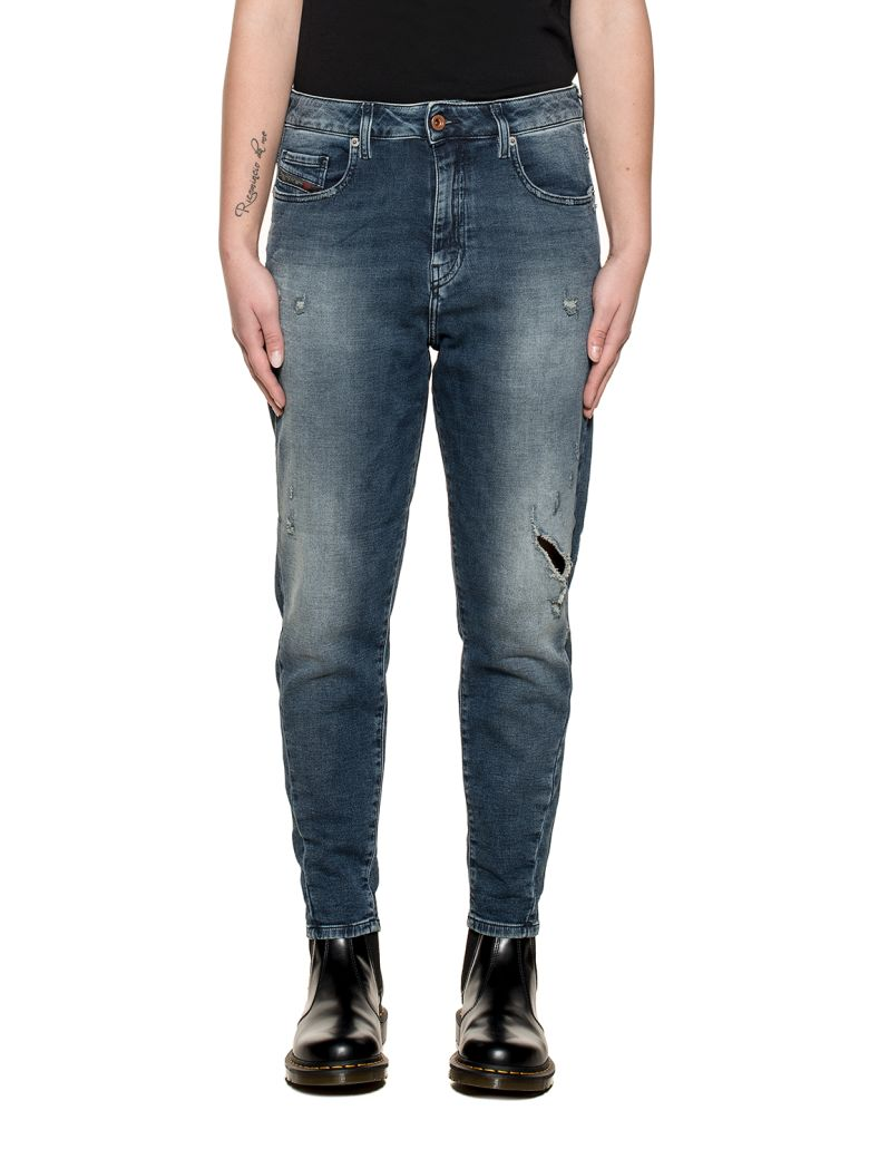 Diesel Light Blue Candys-ne Denim Jeans - Light Blue