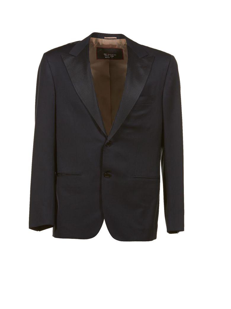 Kiton Formal Suit - Blu