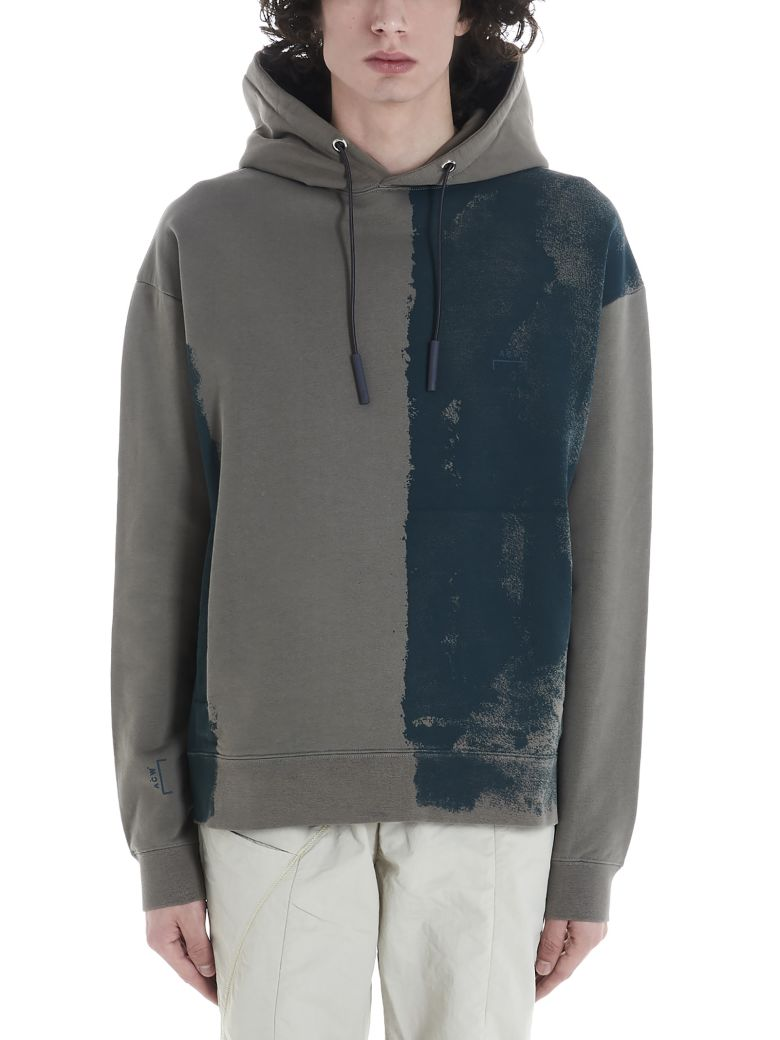 A-COLD-WALL 'block Painted' Hoodie - Multicolor