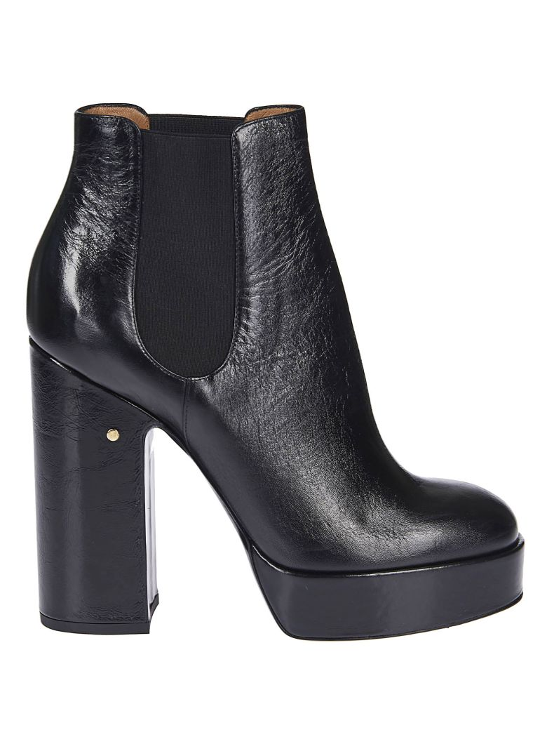 Laurence Dacade High Heel Boots - Black