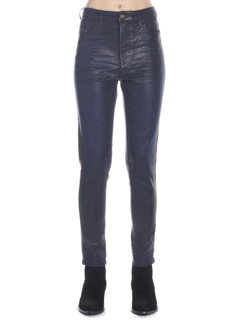 Diesel 'babhila-high' Jeans - Blue