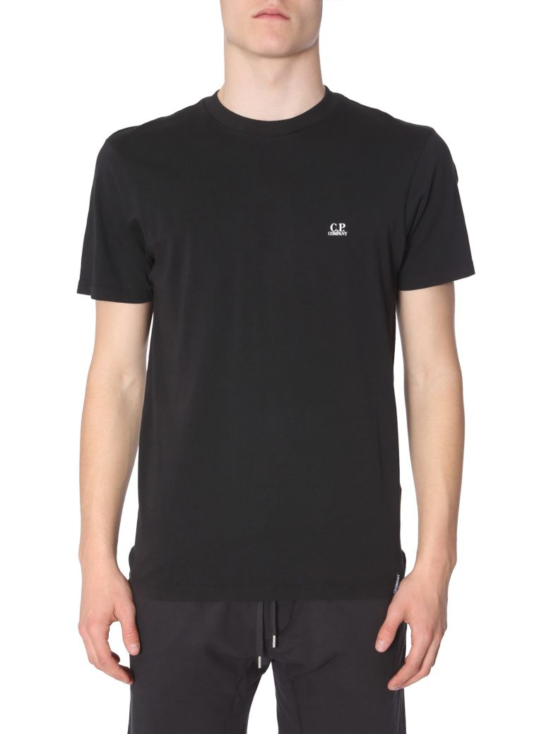 C.P. Company Jersey 20/1 T-shirt - NERO