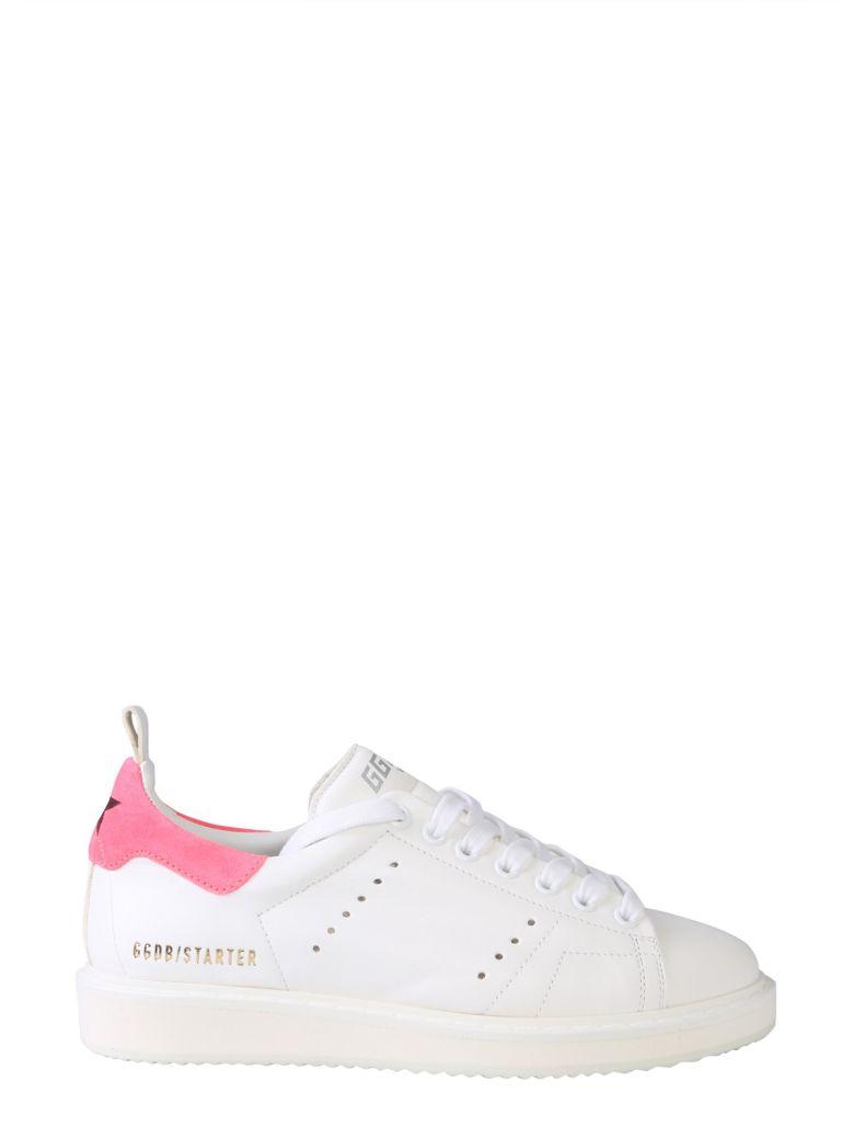 Golden Goose Starter Sneakers - BIANCO