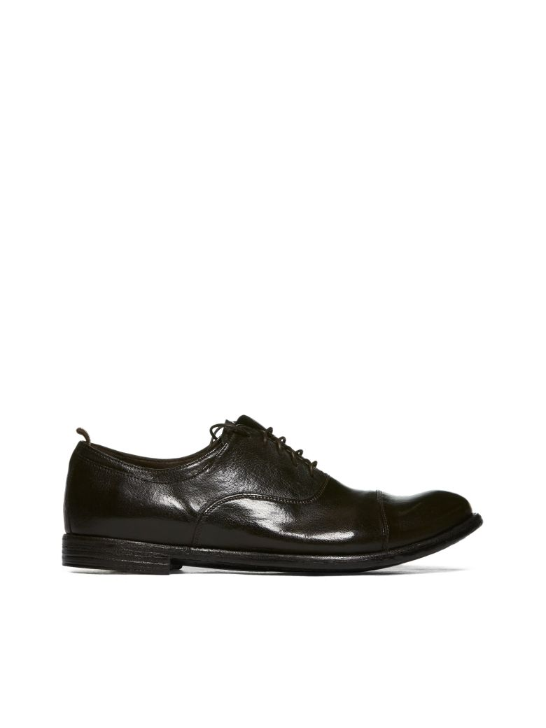 Officine Creative Laced Shoes - Ebano