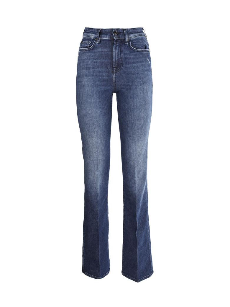 Seven London Seven High waist slim denim - Blue