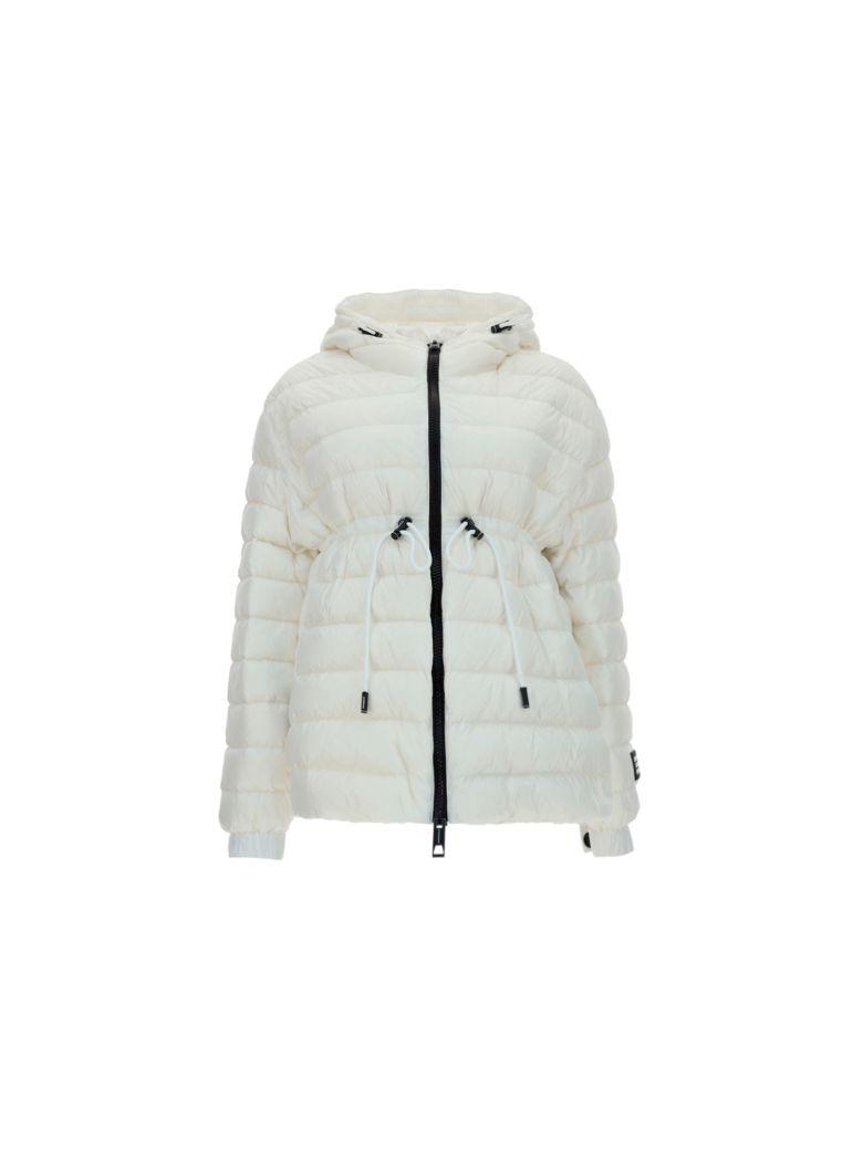 Burberry Down Jacket - White