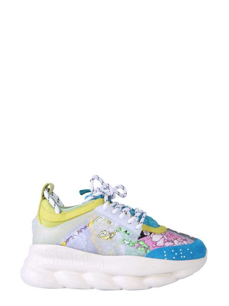 Versace Chain Reaction Sneakers - MULTICOLOR