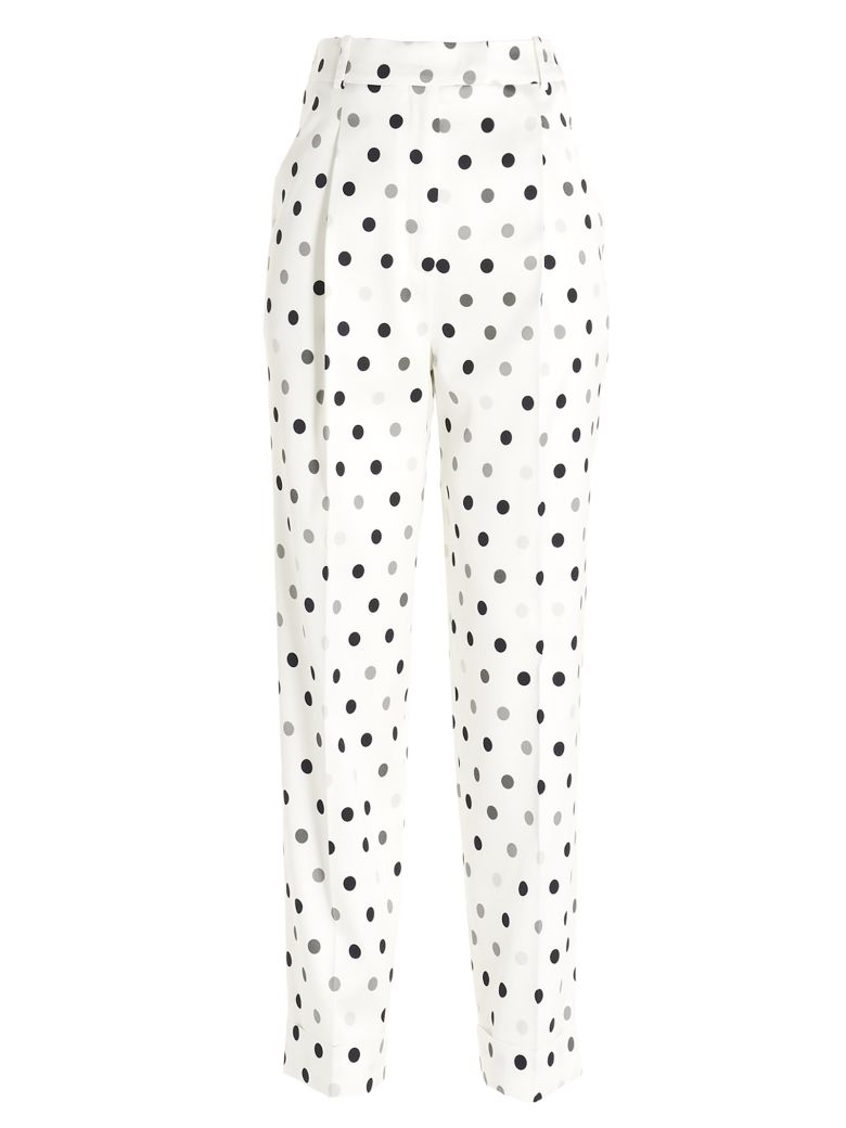 Ermanno Scervino Pants - Black&White