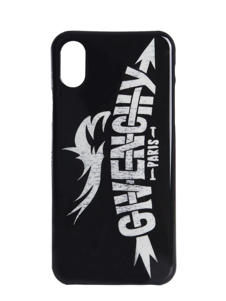 Givenchy Iphone X Cover - NERO