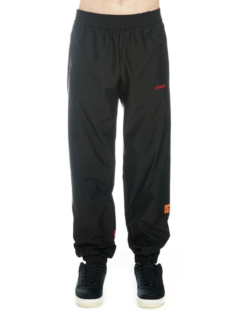 HERON PRESTON Pants - Black